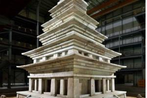 20년 대역사…미륵사지석탑, 국보 모습 되찾다
