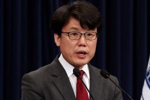 진성준 정무기획비서관 사의 표명…지역위원장 공모 예정