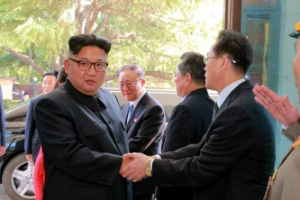 北외교 최대거점 된 주중 대사관…김정은, 직접 찾아 격려 눈길