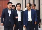 자유한국당 초선모임 참석…