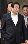 자유한국당 의원총회 참석…