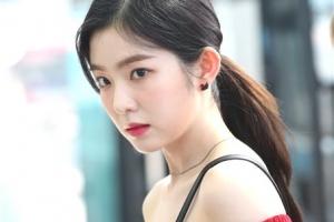 [포토] 레드벨벳 아이린, 햇살 받아 더 빛나는 미모