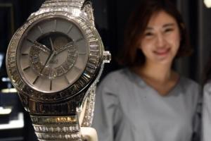 1,100,000,000원대 시계