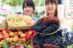'봄 저온·여름 폭염' 연타 맞은 과일값 줄줄이 상승