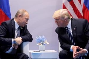 트럼프·푸틴, 7월 16일 핀란드 헬싱키서 정상회담