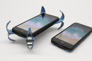 스마트폰 충격에서 보호하는 에어백 케이스
