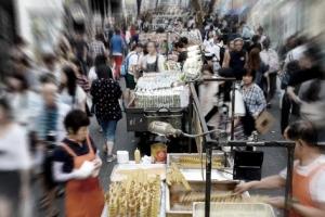 [씨줄날줄] 노점, 거리의 가게/박현갑 논설위원