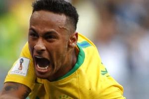 네이마르 1골 1도움 브라질, 멕시코 7회 연속 16강 빠뜨려