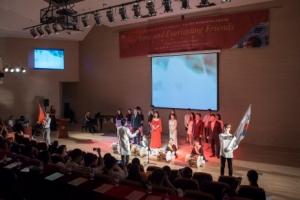 백석예술대 공연단, 텐진외국어대학교 초청공연 성황리에 마쳐