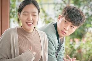 박정민·김고은, 영화 '변산' 두 주역을 만나다