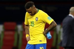 [월드컵] 메시·호날두에 이어 네이마르도 짐 쌌다