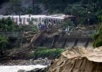 일본 기록적 폭우… 최소…