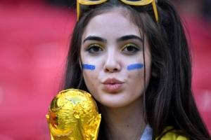 러시아월드컵 관중 국적 분석해보니…본선 진출 못한 중국·미국이 1위