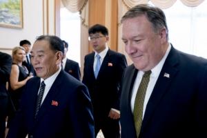 """문정인 """"북미 고위회담서 '비핵화 해법' 극명한 차이 보여"""""""