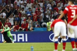 두 경기 연속 승부차기 크로아티아와 러시아가 낳은 기록들
