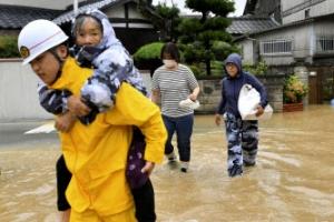 日 폭우에 고령자 많이 사망…'재해 약자' 문제 부각