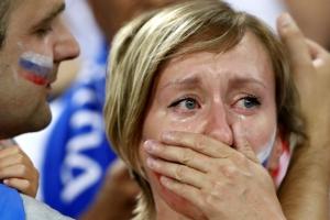 [포토] '러시아의 눈물'