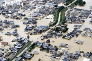 일본 최근 폭우로 사망자·실종자 146명… 가옥도 수천채 물에 잠겨