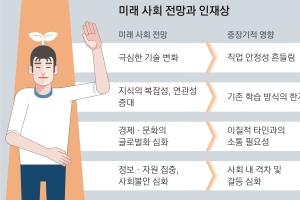 [교육개혁 리포트-대한민국 중3] 여전히 지식 암기하는 교실… 사회 부작용 막을 능력…