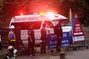 태국 동굴 조난 구조 이틀째 3명 추가 생환…6명 남아