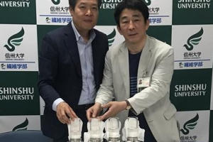 톱텍, 방수·통기성 뛰어난 '생리대용 나노섬유' 개발