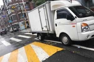 안전도 법도 없는 '거주자 우선 주차구역'