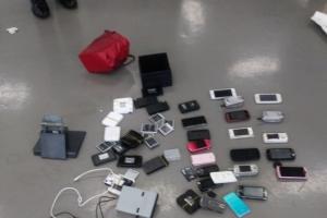 '드루킹' 아지트에서 휴대전화 무데기 발견… 경찰은 2번 수색에서도 발견 못해