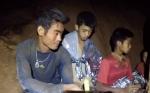열흘 굶은 태국 동굴소년들…