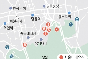 [미래유산 톡톡] 日헌병사령부·안기부 등 비극의 잔재… '역사의 증언' 속으로