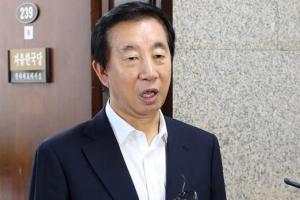 """김성태 """"실용주의 정당으로서 의총 노선투쟁은 바람직"""""""