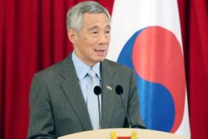 """리센룽 """"싱가포르기업 한국투자, 韓기업 아세안 진출 확대 희망"""""""