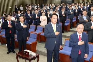 한국 비대위원장 후보, 김병준·김성원·박찬종·이용구·전희경