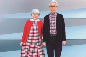 [그 책속 이미지] 60대 노부부의 남다른 패션… 우리도 나이 들면 그들처럼