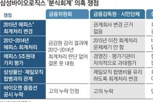 """""""금감원 결과만으론 행정처분 불가… 추가 감리 요청"""""""