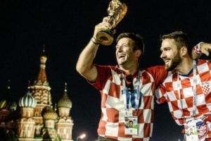 크로아티아 응원단 결승 때 親우크라이나 구호 외칠까 고민
