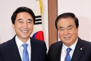 문희상 국회의장 비서실장에 박수현 전 청와대 대변인