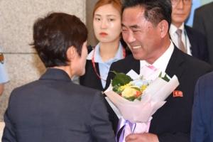 ITTF 투어 대회서 '하나 된 남북 탁구'