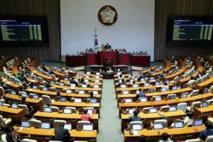 국회, 홍영표 운영위원장·여상규 법사위원장 등 선출