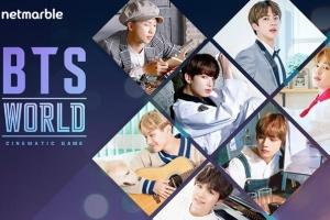 넷마블, 'BTS월드' 앞세워 글로벌 게임사 도약