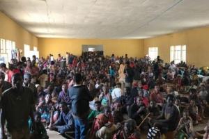 ICRC, 에티오피아 80만 실향민 인도주의적 위기 심각해
