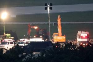 포항서 마린온 2호기 추락…해병대원 5명 사망·1명 부상 참사