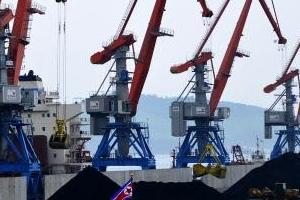 북한 석탄 9000톤 국내 풀려, 유엔 제재 위반?