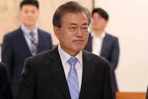 """문대통령 """"헬기 사고원인 신속규명…희생자 합당한 예우·보상"""""""