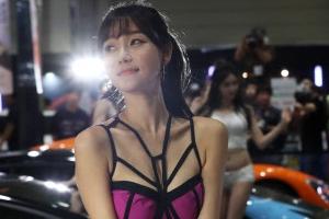[포토] 튜닝 자동차 축제 '서울오토살롱' 개막
