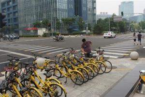 [4차 산업혁명 현장을 가다] 'AI 공유자전거'로 교통체증·온실가스 줄인다