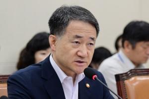 """성남시 아동수당 논란 봉합…박능후 """"지방정부에 힘 싣겠다"""""""