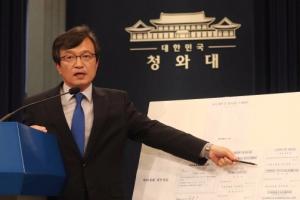 [서울포토] 공개된 기무사 계엄문건