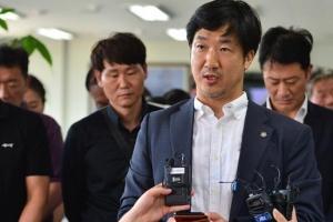 """마린온 추락사고 유족 """"청와대 논평 유감…개죽음 아니었기를"""""""