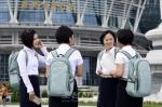 북한 대학생들 유행 아이템…