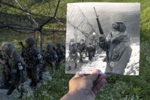 '정전 65주년' 변한 듯 변하지 않은 듯…사진으로 본 DMZ의 모습